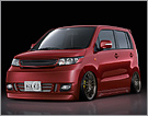 WAGON-R STINGRAY MH23エアロパーツ