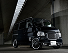 「Premium SUV」VAMOS  HM1/2  MC Before/After